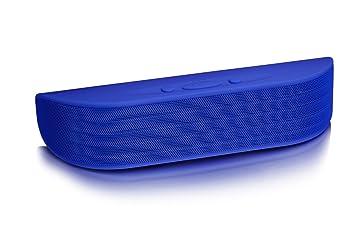 Review Sylvania SP234-Blue Wireless Bluetooth
