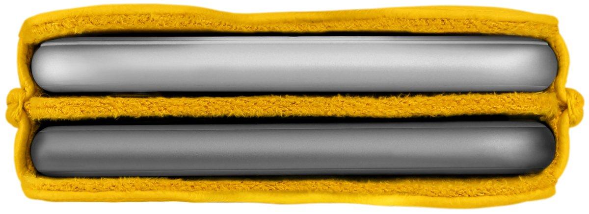 ullu Sleeve for iPhone 8 Plus/ 7 Plus - Sun Ray Yellow UDUO7PPL14 by ullu (Image #5)