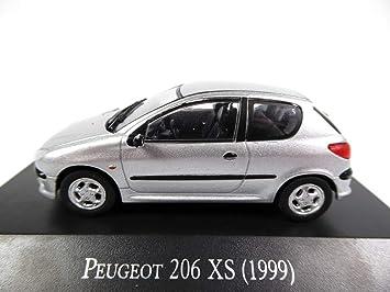 Opo 10 Peugeot 206 Xs 1999 Salvat 1 43 Ar60 Spielzeug