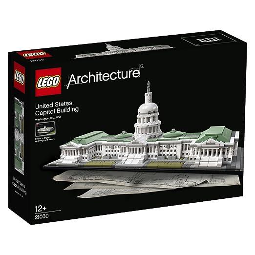 648 opinioni per LEGO Architecture 21030- Set Costruzioni, Campidoglio di Washington