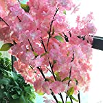 Aisamco-4-Pack-Artificial-Cherry-Blossom-Branches-Flowers-Silk-Peach-Flowers-Arrangements-Tall-Artificial-Plant-39-Inch-in-Tall-for-Home-Wedding-Floral-Decoration