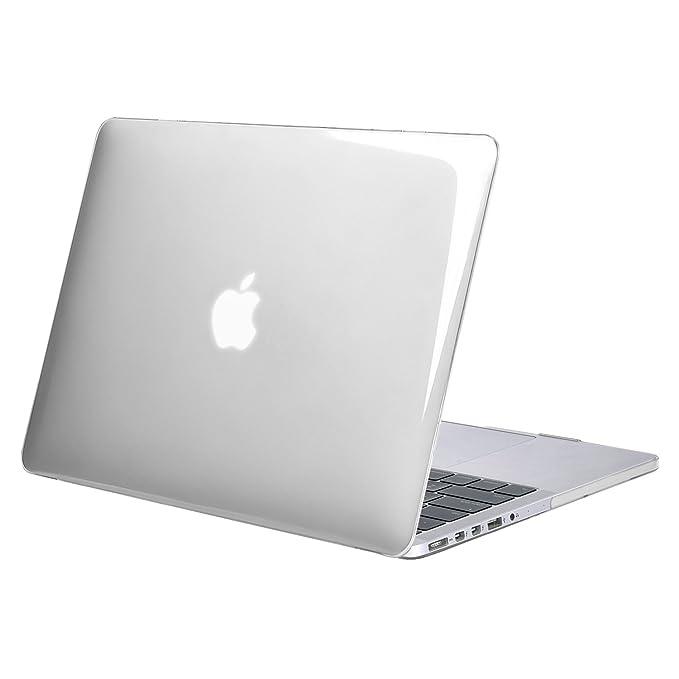 MOSISO Hülle Kompatibel MacBook Pro 13 Retina (NO CD-ROM) -Plastik Hartschale Hülle Kompatibel MacBook Pro 13 Zoll mit Retina