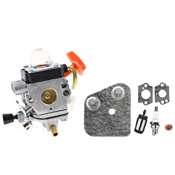 Amazon.com: autokay Carburador Carb Para Stihl km110 km110 ...
