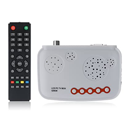 Amazon in: Buy Docooler TV Tuner Case HDTV LCD TV Box/HD