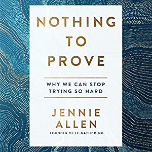 Nothing to Prove Audiobook