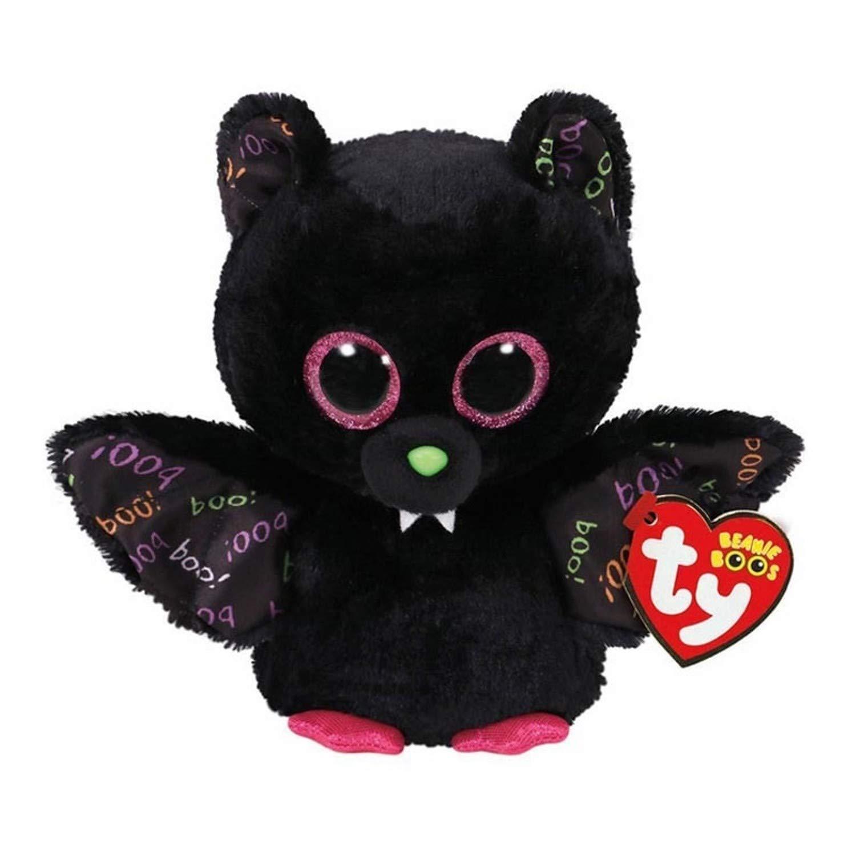 Amazon.com  JEWH Ty Beanie Boos Cute Owl Monkey Unicorn Plush Toy Doll  Stuffed   Plush Animals (Black Bat letterwing)  Toys   Games dcb4cd1a1e95