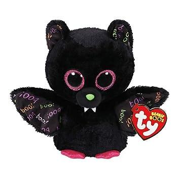 08c9bc00489 Amazon.com  JEWH Ty Beanie Boos Cute Owl Monkey Unicorn Plush Toy Doll  Stuffed   Plush Animals (Black Bat letterwing)  Toys   Games
