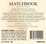 2014 Matchbook Old Head Dunnigan Hills Chardonnay