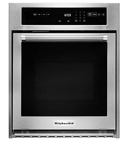Ordinaire KitchenAid KOSC504ESS 24 Inch Single Oven