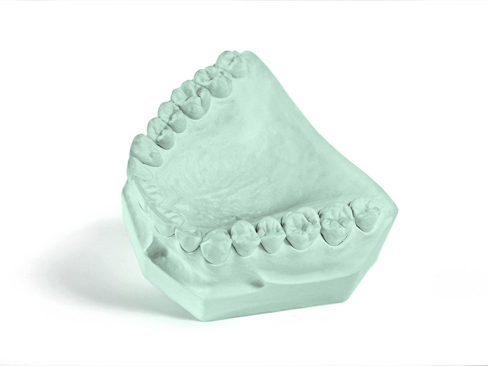 Garreco 1352525 Dental Excalibur, Type IV Die Stone, 25 lb Carton, Green