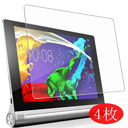 Amazon.com: 【4 Pack】 Synvy Screen Protector for Lenovo ...