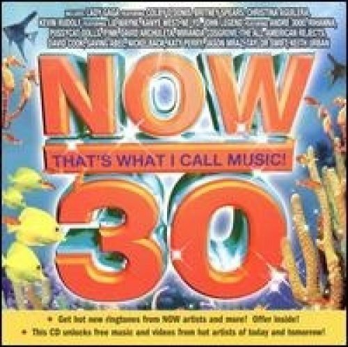 CD : VARIOUS ARTISTS - Now 30 / Various (Portugal - Import)