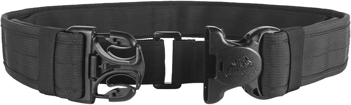 Helikon Hombres Defender Security Cintur/ón Negro