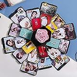 Koogel Explosion Box Set,17.5 x 16inch Album Gift