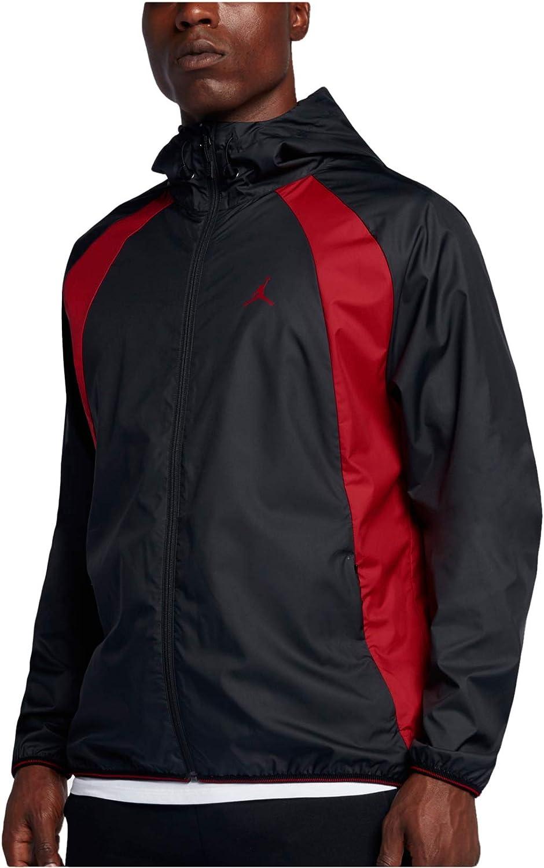 Air Nike Wings Windbreaker Jacket Black