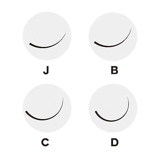 c70a0ab77ba MUSE Premade Volume Fans 0.10 3D C Curl XD Fans Russia Volume Eyelash  Extensions (C 12mm): Amazon.co.uk: Beauty