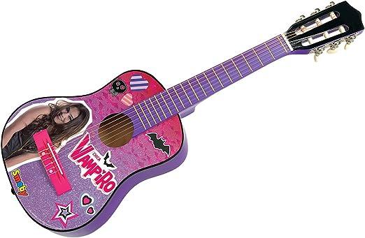 Smoby 510103 – Chica Vampiro Guitarra acústica: Amazon.es ...
