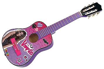 Smoby 510103 - chica vampiro guitarra acústica: Amazon.es: Juguetes y juegos