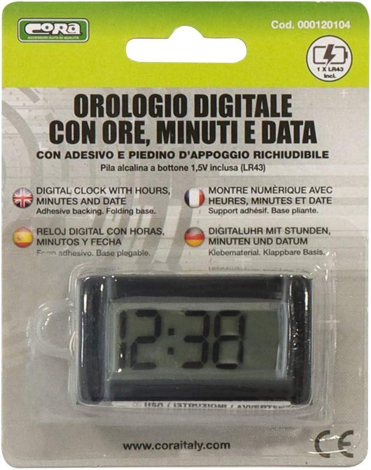 Cora 000120104 Digital Clock