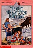Night the Baby-Sitter Didn't Come, Beverly Keller, 0590437267