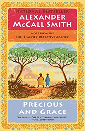 The No1 Ladies Detective Agency Book