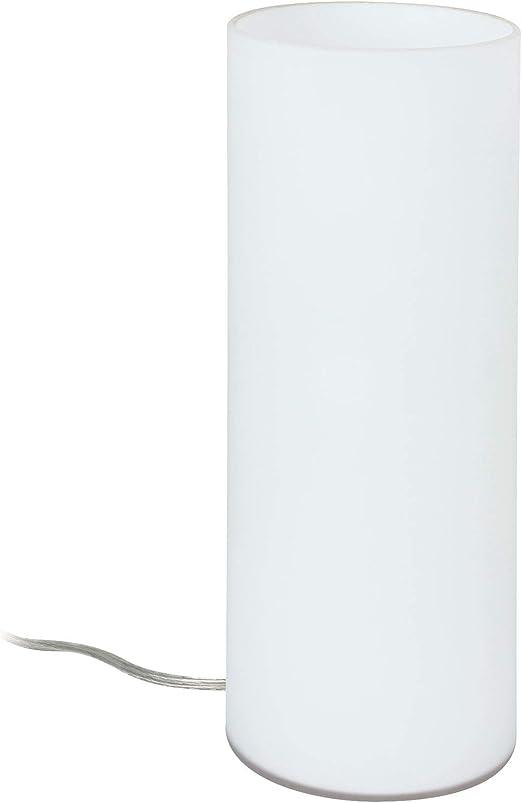 Paulmann 770.10 E14 42W Color blanco lámpara de mesa - lámparas de ...