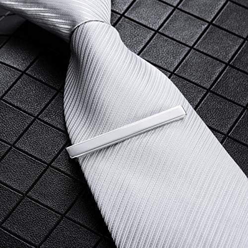 MeMeDIY Grabado de Corbata Personalizado Nombre Fecha Barras ...