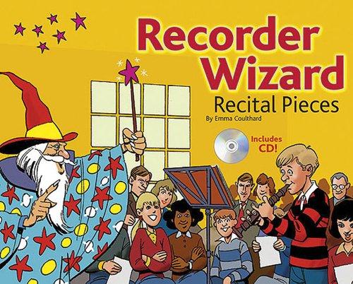 Recorder Wizard Recital Pieces (Book & ()
