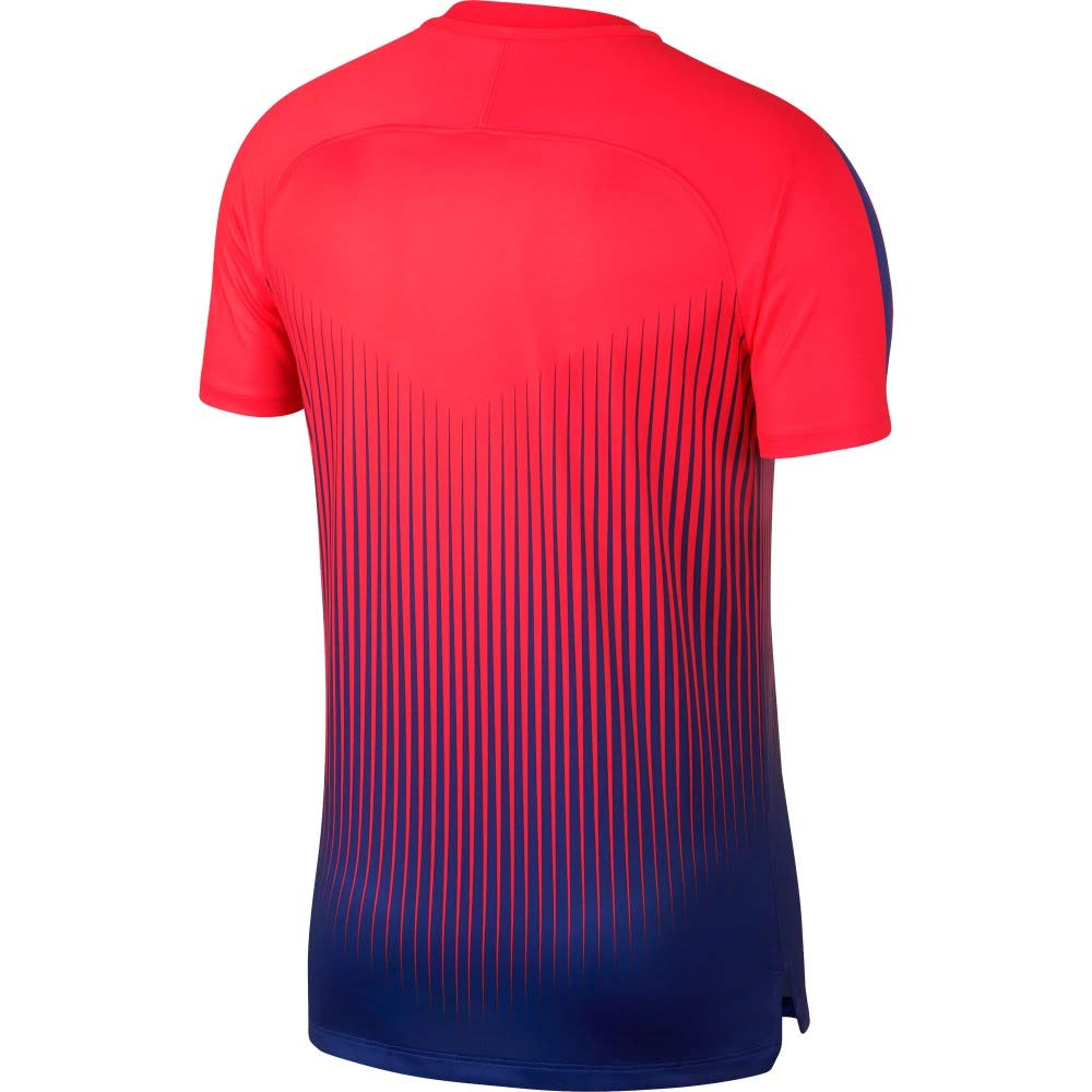 Nike 2018-2019 Atletico Madrid Pre-Match Dry Training Football Soccer T-Shirt Camiseta (Red): Amazon.es: Deportes y aire libre