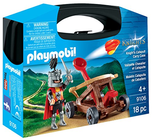 (PLAYMOBIL® Knight's Catapult Carry Case)