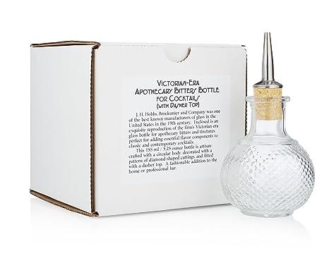 Amazon.com: victorian-era Apothecary Bitters Botella para ...