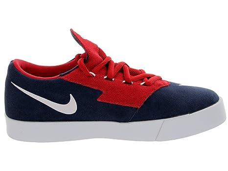 1e6495e7e05c Amazon.com  Nike Kids Kd Vulc (GS) Obsian White University Red Casual Shoe   Sports   Outdoors