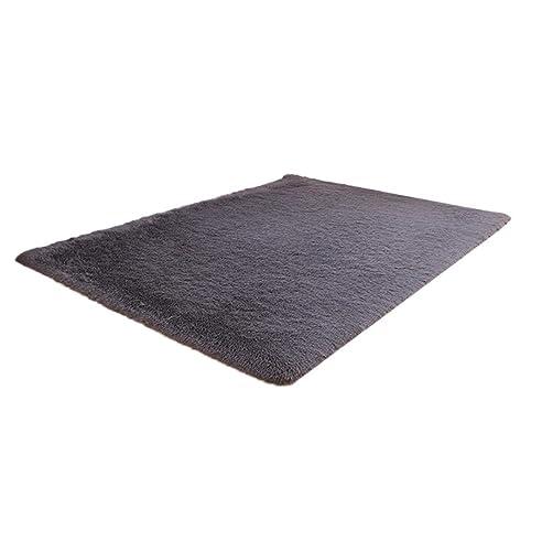 Badematten Set Clode® 80 X 120cm Teppich Modern Wohnzimmer Für Wohnzimmer  Schlafzimmer (Grau)