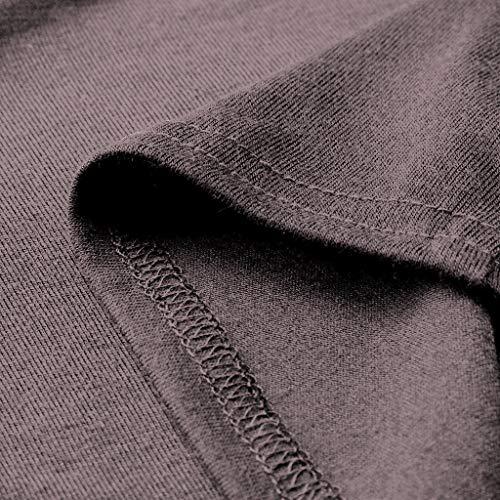 Zackate_Women Sweatshirts Women's Short Sleeve Casual Cold Shoulder Tunic Tops Loose Blouse Shirts by Zackate_Women Sweatshirts (Image #7)