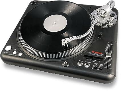 Amazon.com: Vestax pdx-3000mix Direct Drive Profesional DJ ...