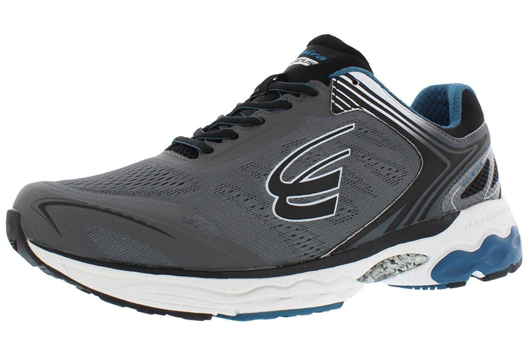 Spira Aquarius Running Men's Shoes B06XJG4NPK 9 D(M) US Charcoal