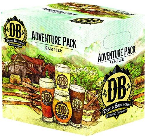 Devils Backbone Variety Pack, 12 pk, 12 oz bottles, 6.2% ABV