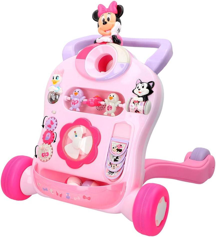 Disney- Correpasillos andador interactivo, Minnie (Colorbaby 46349 ...