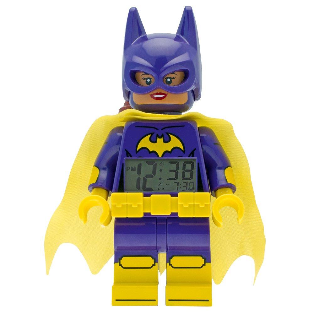 LEGO – Despertador Lego The Batman Movie – Batgirl – niño