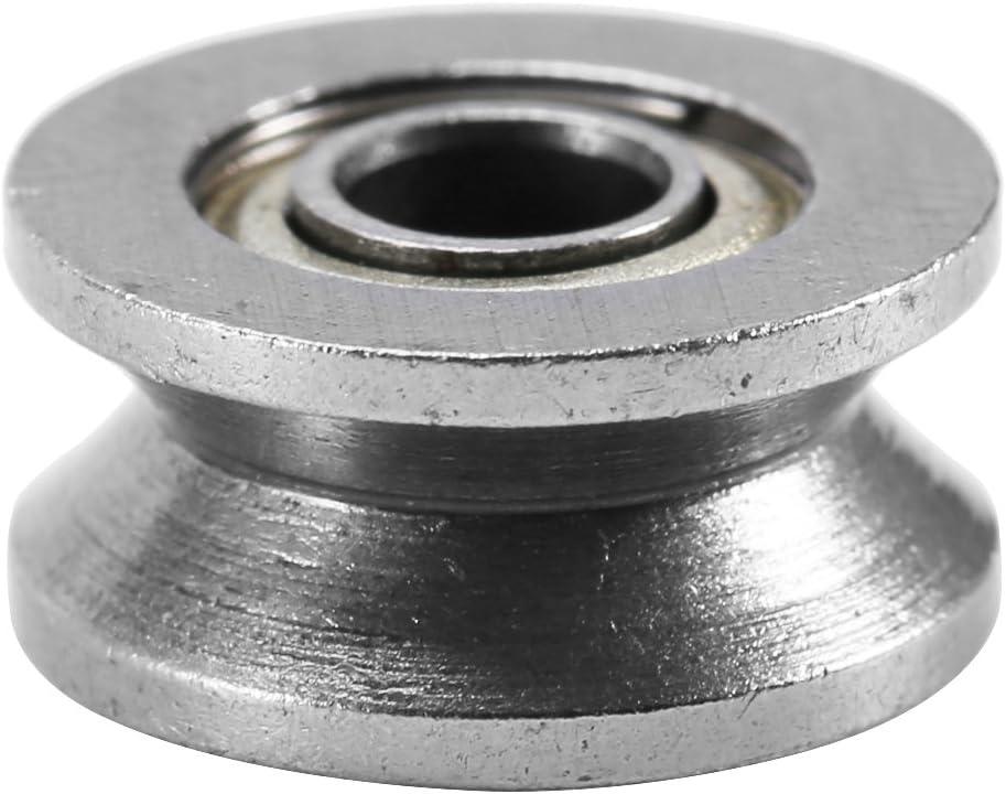 5st V623ZZ Kugellager 3mmx12mmx4mm doppelt Metallgeschirmte Lager