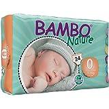 Bambo Nature Diapers-Preemie-24 Count