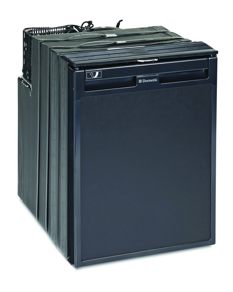 Dometic CD-50 Drawer Refrigerator 47-Liter Capacity and Removable Freezer Com...