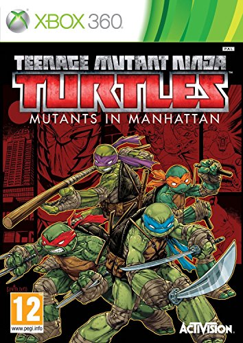 Teenage Mutant Ninja Turtles: Mutants in Manhattan (Xbox - Stores Manhattan In