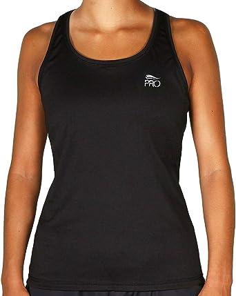Crivit Pro Women/'s Performance  Running Tank Top Black choose size