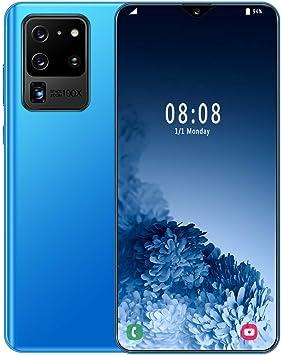 S30U+ Moviles Libres, 6.7 Pulgadas HD Pantalla,Dual SIM Face ID, 13MP+24MP, 8GB RAM+512GB ROM,Android 10.0 Smartphone [Clase de eficiencia energética A+++]: Amazon.es: Electrónica