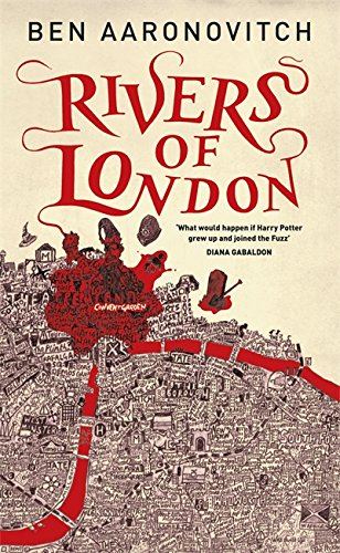 book cover of Rivers of London