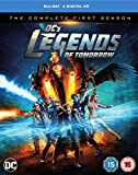 DC Legends of Tomorrow - Season 1 [Blu-ray]
