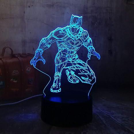 2 New Marvel Avengers LED Children/'s Night Lights 2 lights 1 Price