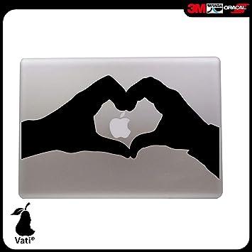 chaussures de séparation 451c6 368f6 Vati Feuilles Art amovible peau Belle Snoopy séance Decal Sticker noir pour  Apple Macbook Pro Air Mac 13