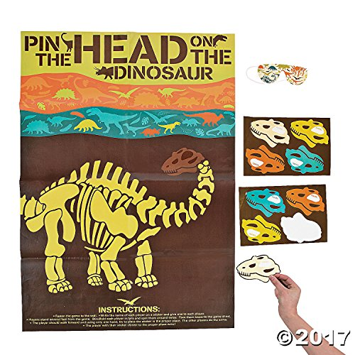 Fun Express Dino Dig Party Game (4)